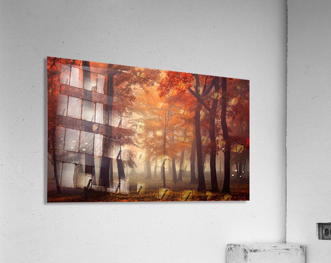 Feel  Acrylic Print