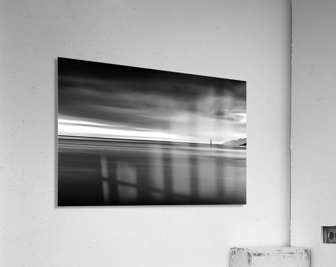 Calming Seas  Acrylic Print