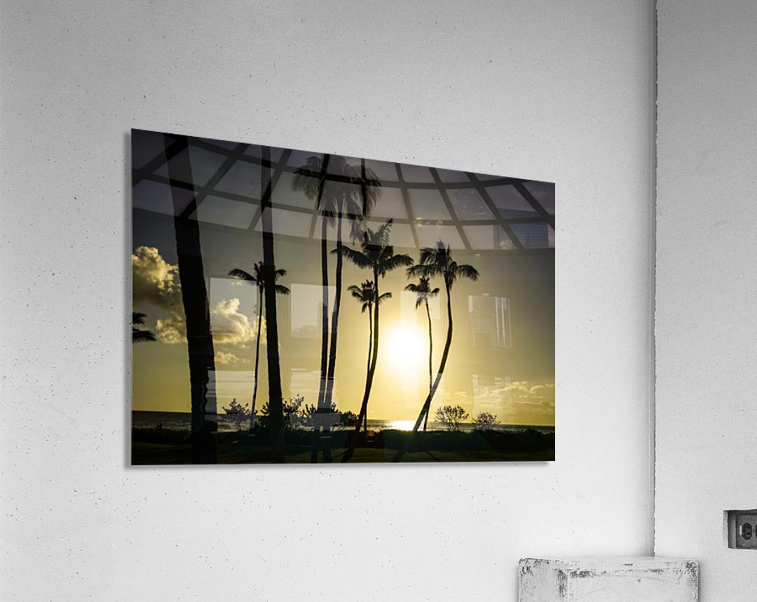 Clear Day  Acrylic Print