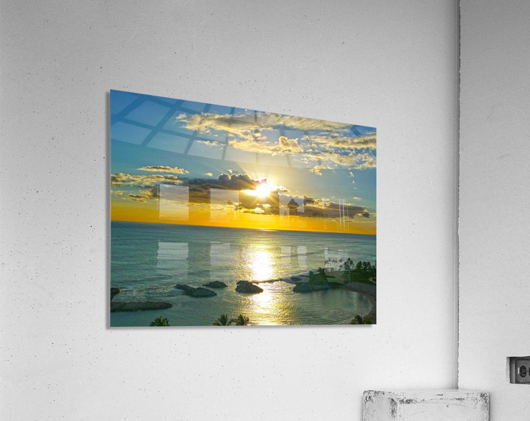 Island Dreamin  Acrylic Print