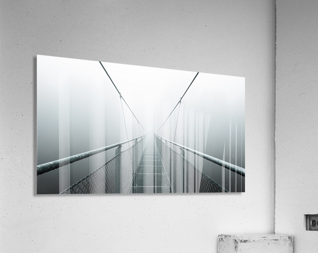 The Path to Infinity  Acrylic Print