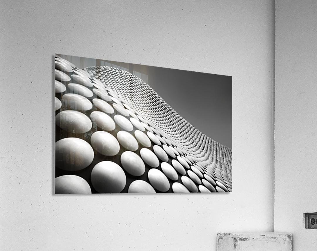 Curve  Acrylic Print