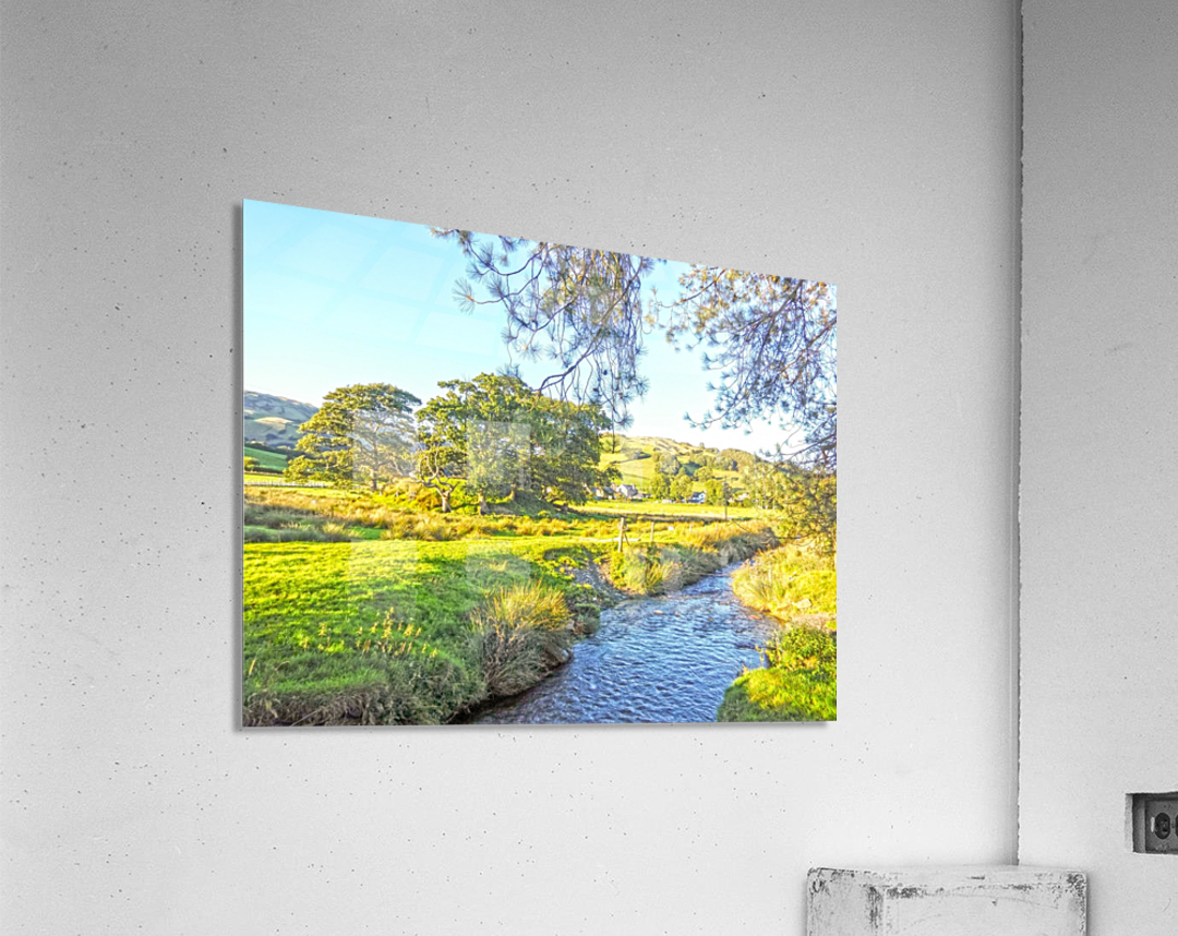 One Day in Wales 3 of 5  Acrylic Print