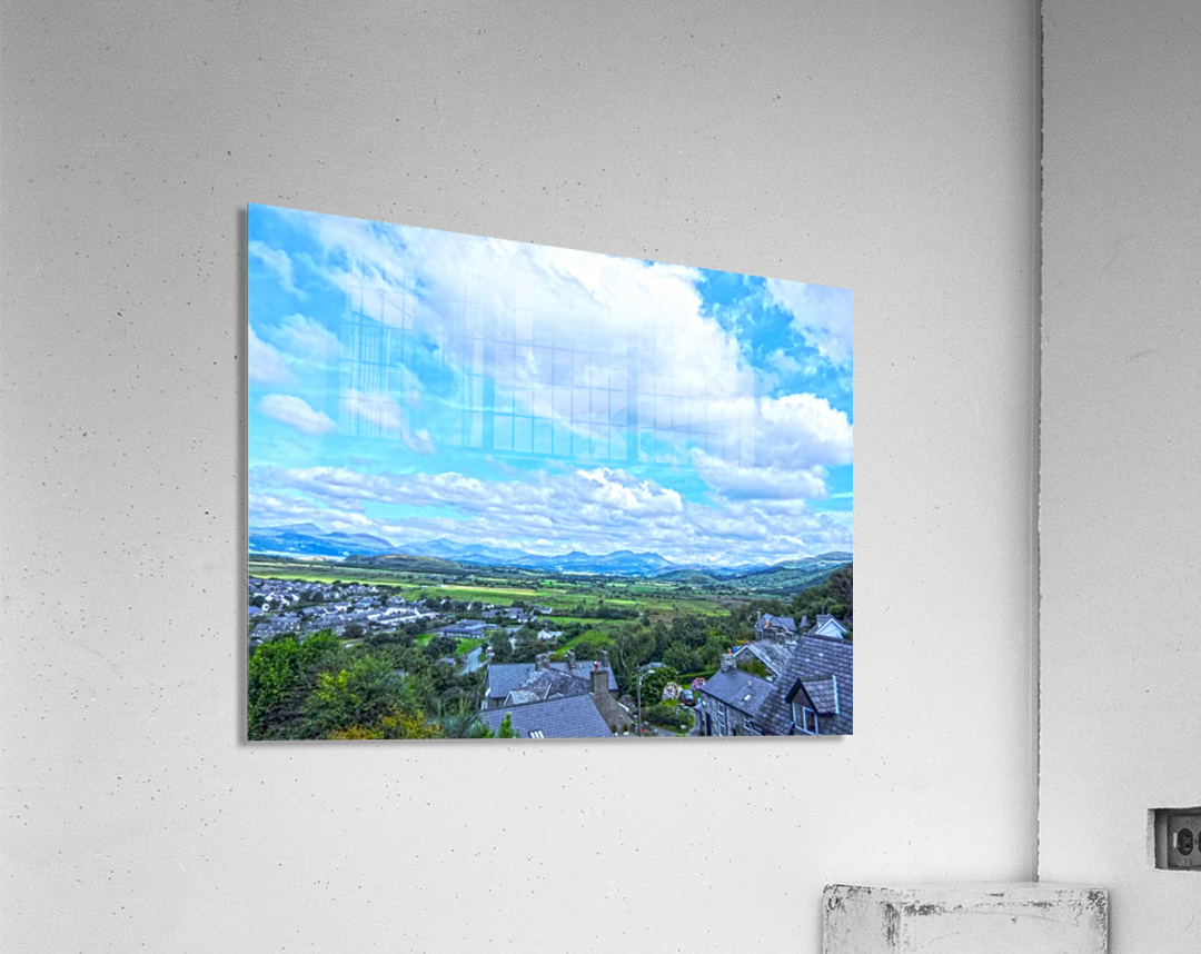 One Day in Wales 2 of 5  Acrylic Print
