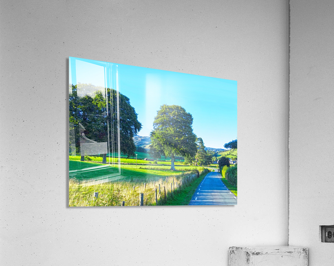 One Day in Wales 1 of 5  Acrylic Print