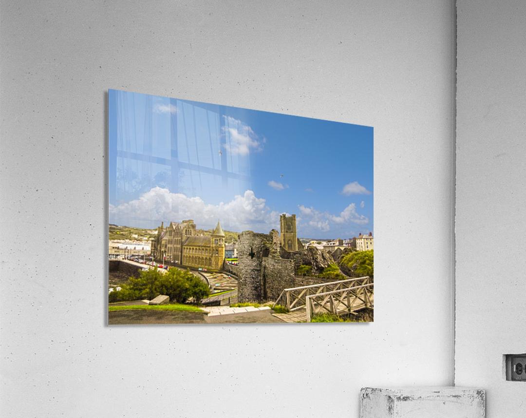 Wondrous Aberystwyth 1 of 5  Acrylic Print