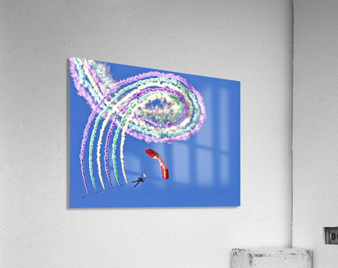 Spiro  Acrylic Print