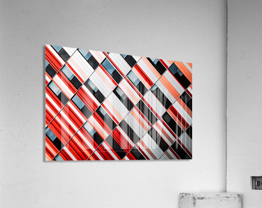 Mo-zA  Acrylic Print