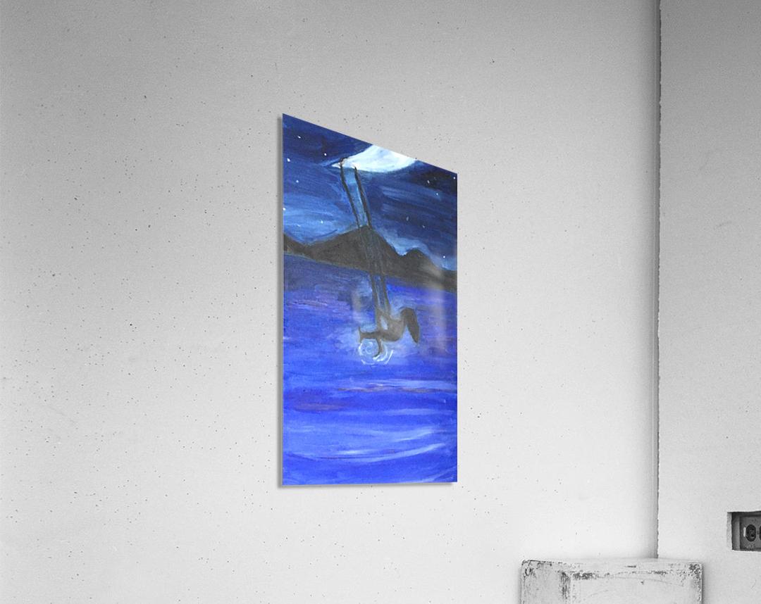 Etude Zen 3i  Acrylic Print