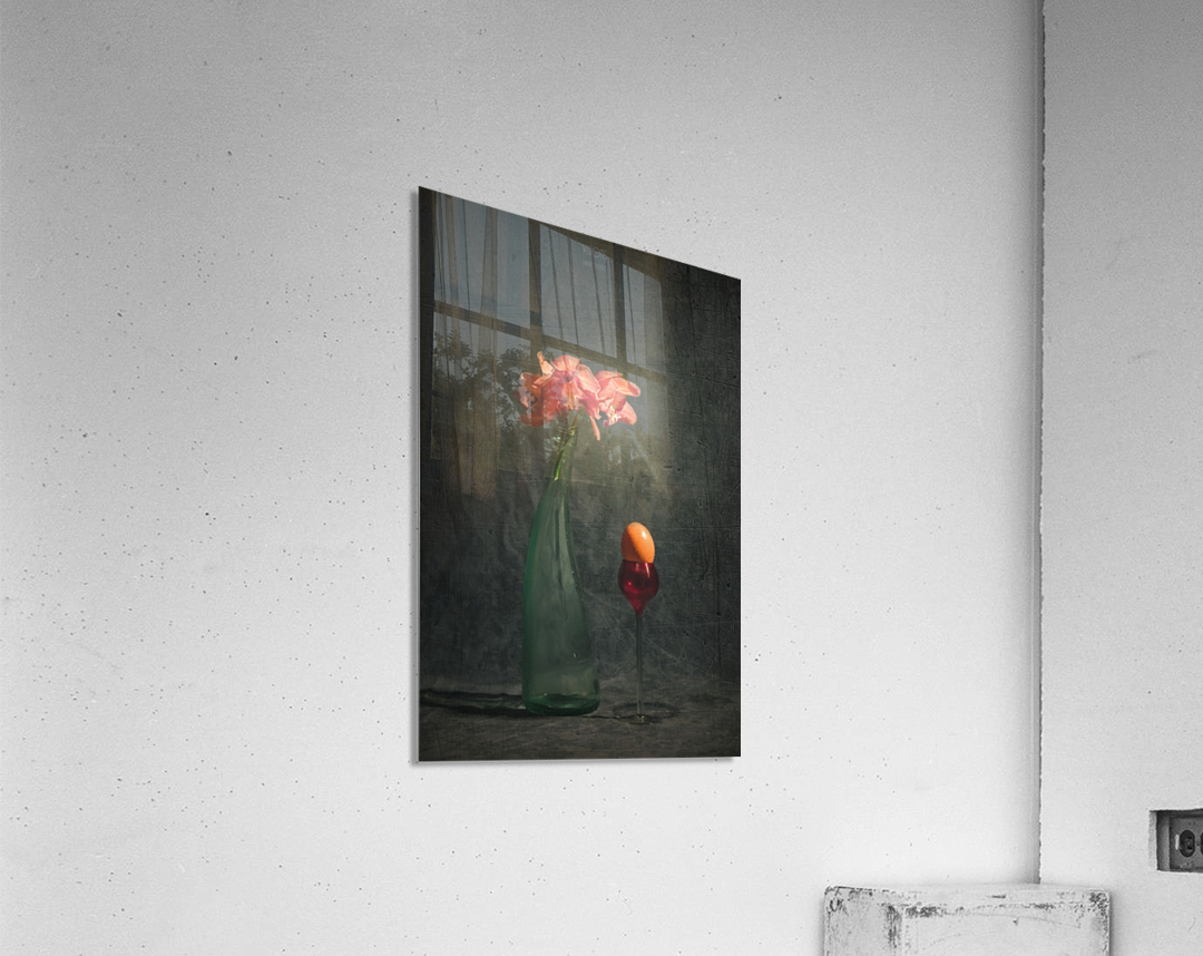 Etude Zen 3k  Acrylic Print