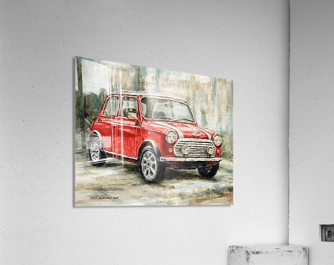 Mini Cooper S 2000  Acrylic Print