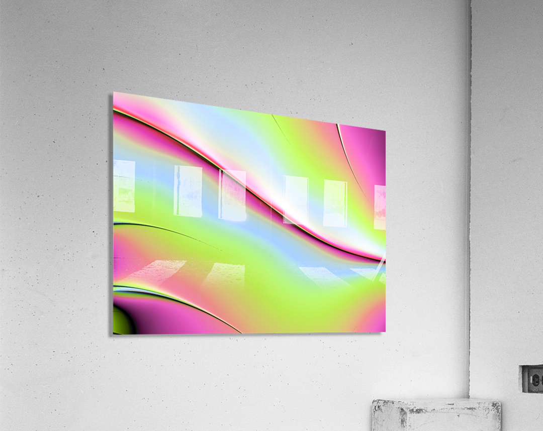 Abstract background.  Acrylic Print