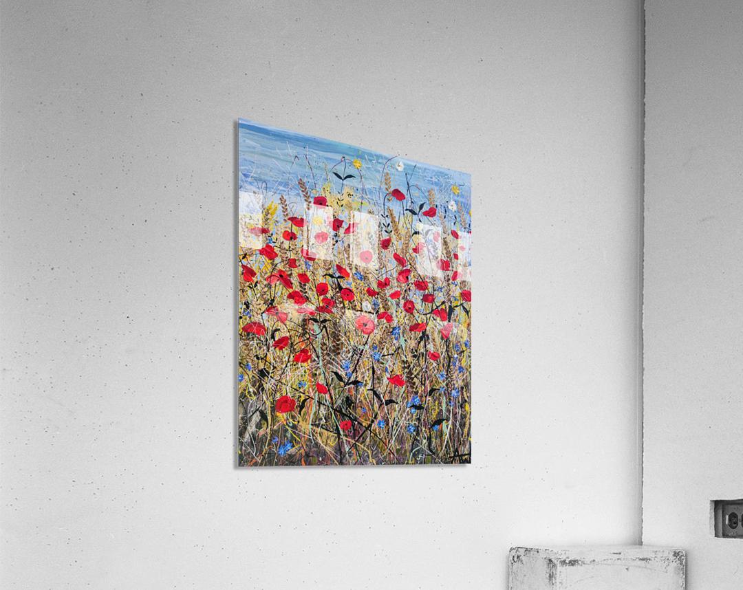 Sunshine days panel2  Acrylic Print