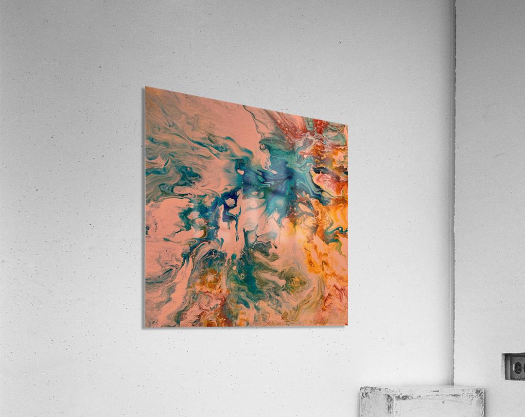 Joy Overflows  Acrylic Print