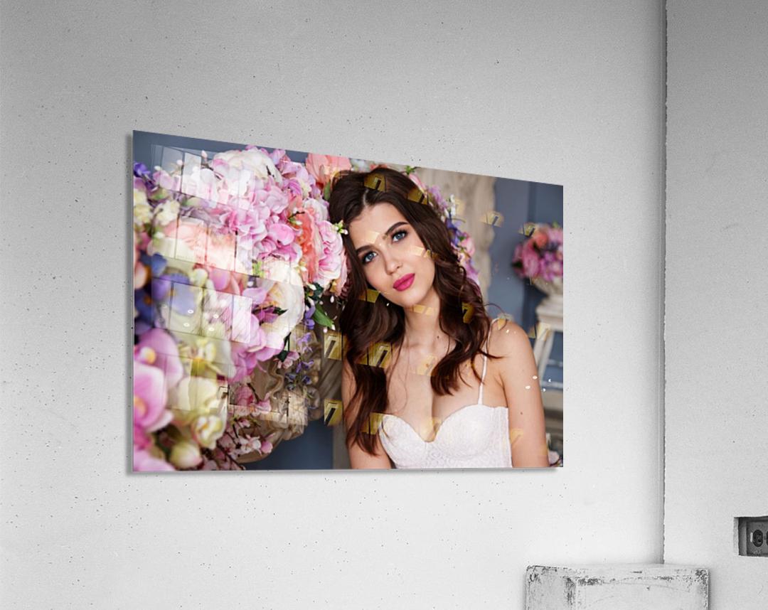 European brides  Acrylic Print