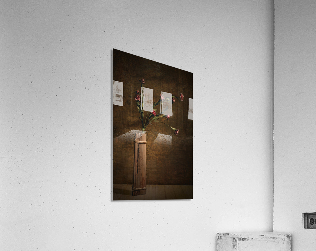 Etude Zen 7a  Acrylic Print