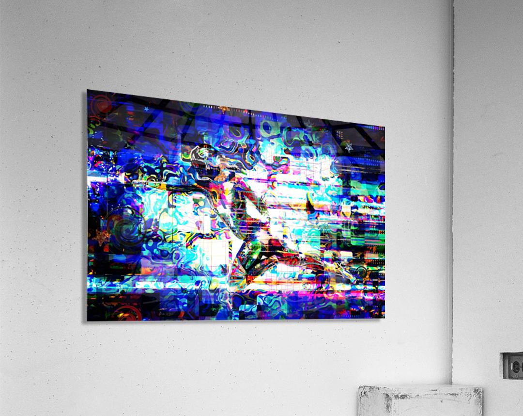 Flash1  Acrylic Print