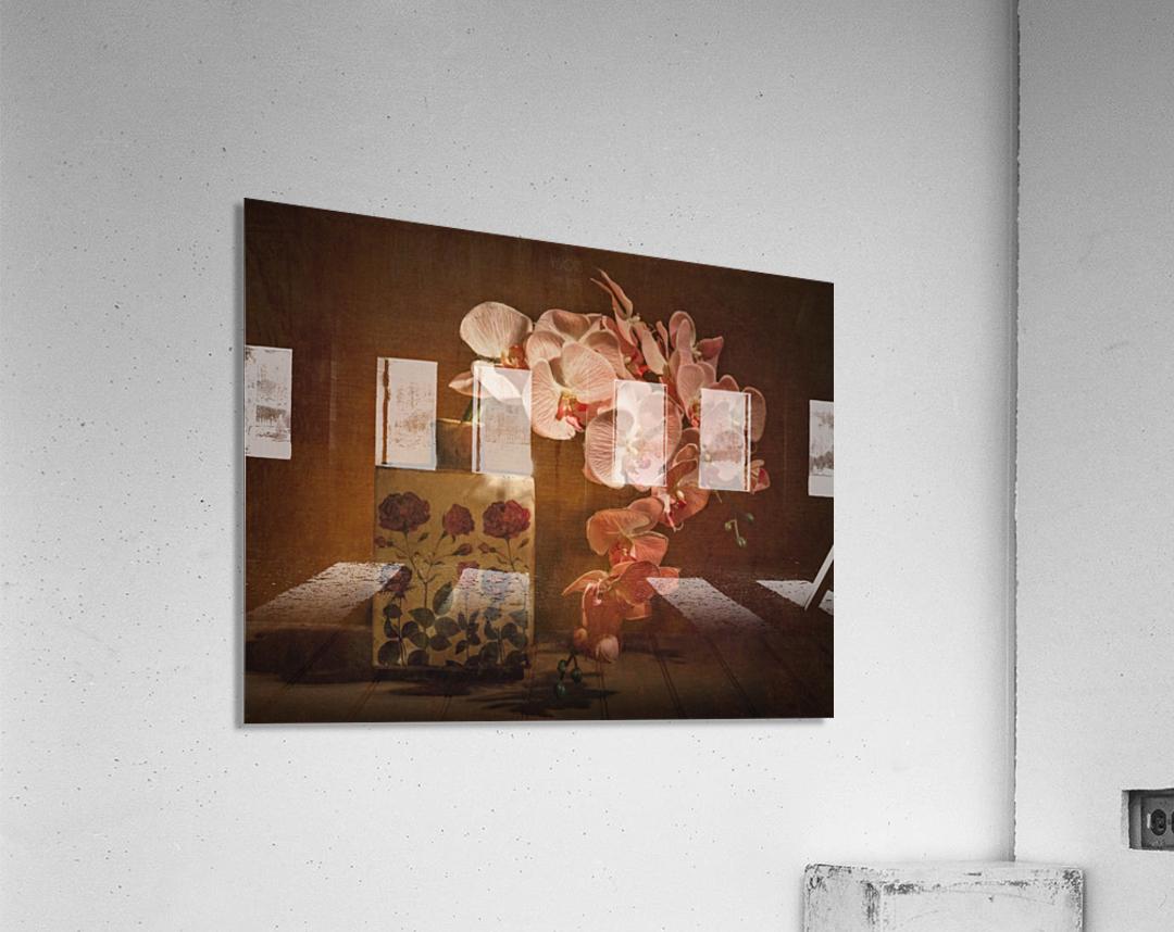 Etude Zen 7e  Acrylic Print