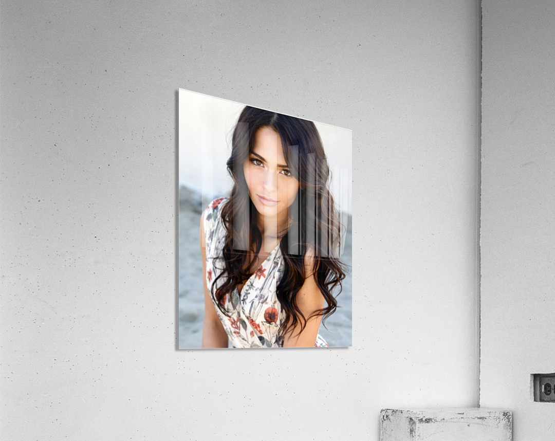 Cambodia brides  Acrylic Print
