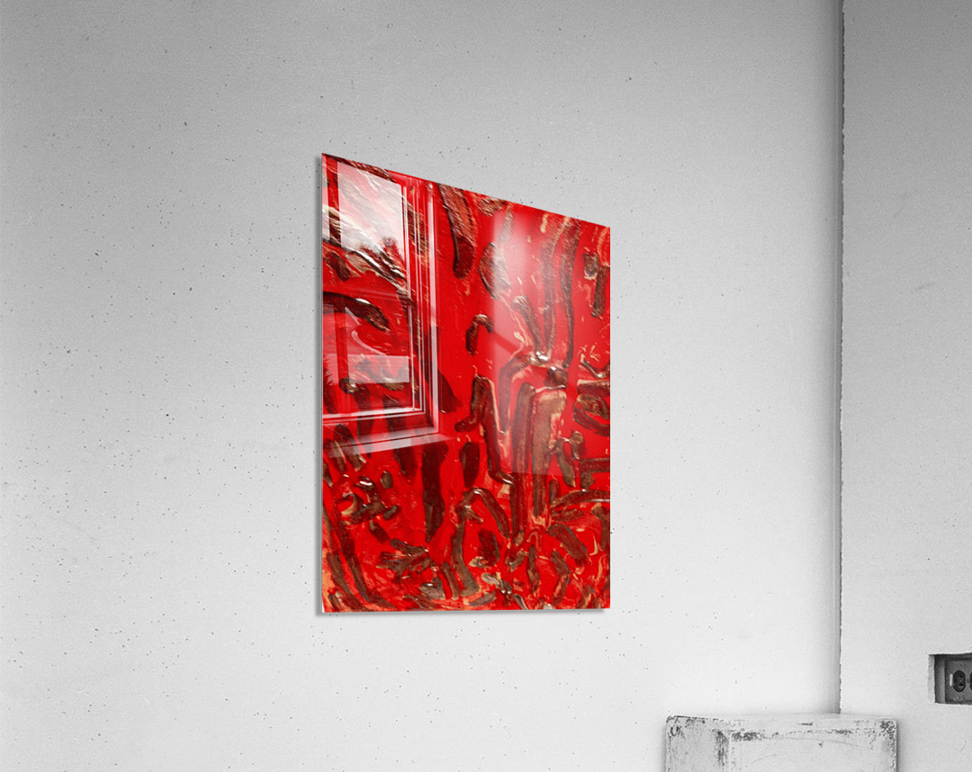 Covid strain.5137  Acrylic Print