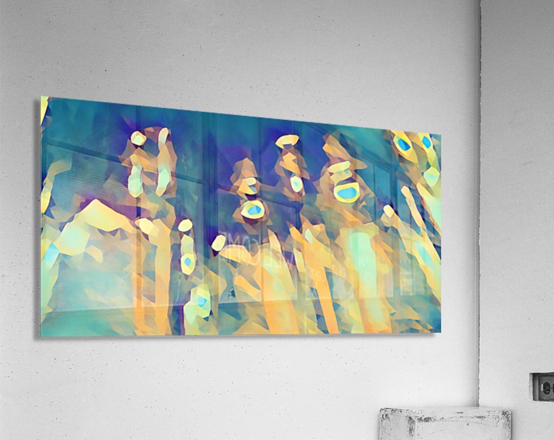 Inside of Glass  Acrylic Print