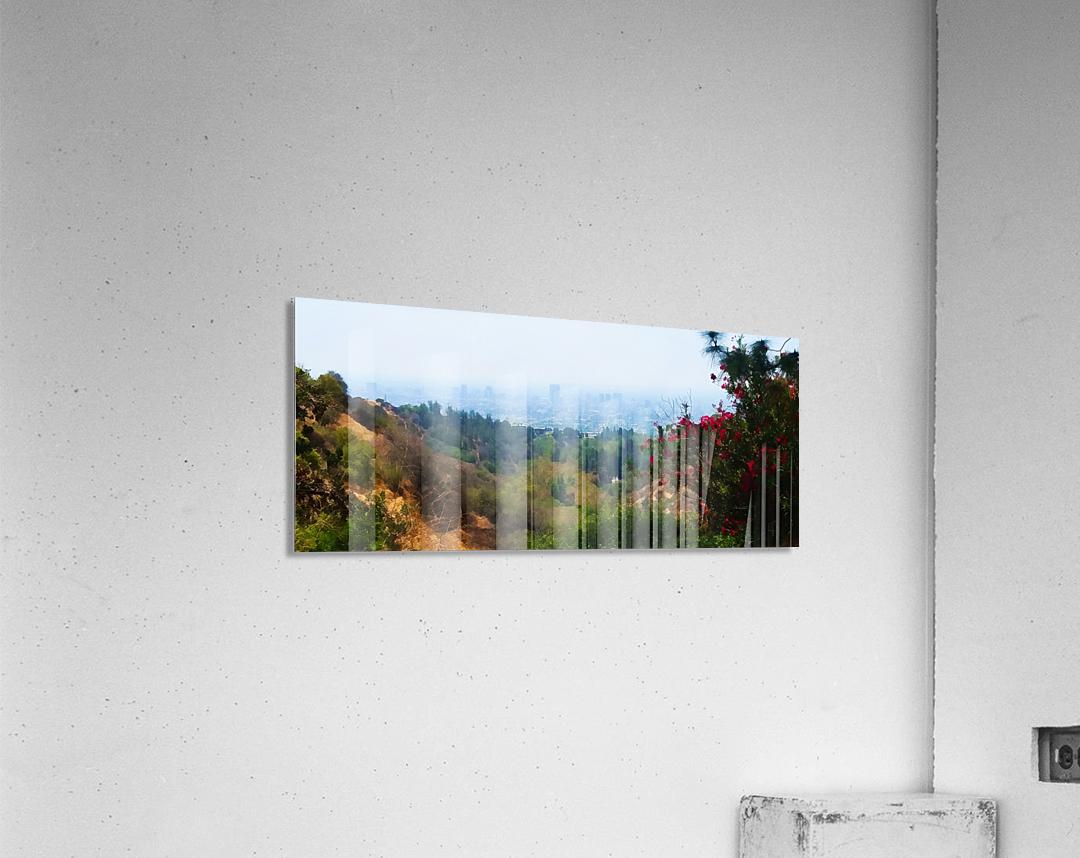 beauty of la  Acrylic Print