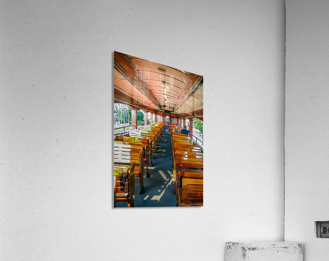 The Cheap Seats.  Acrylic Print