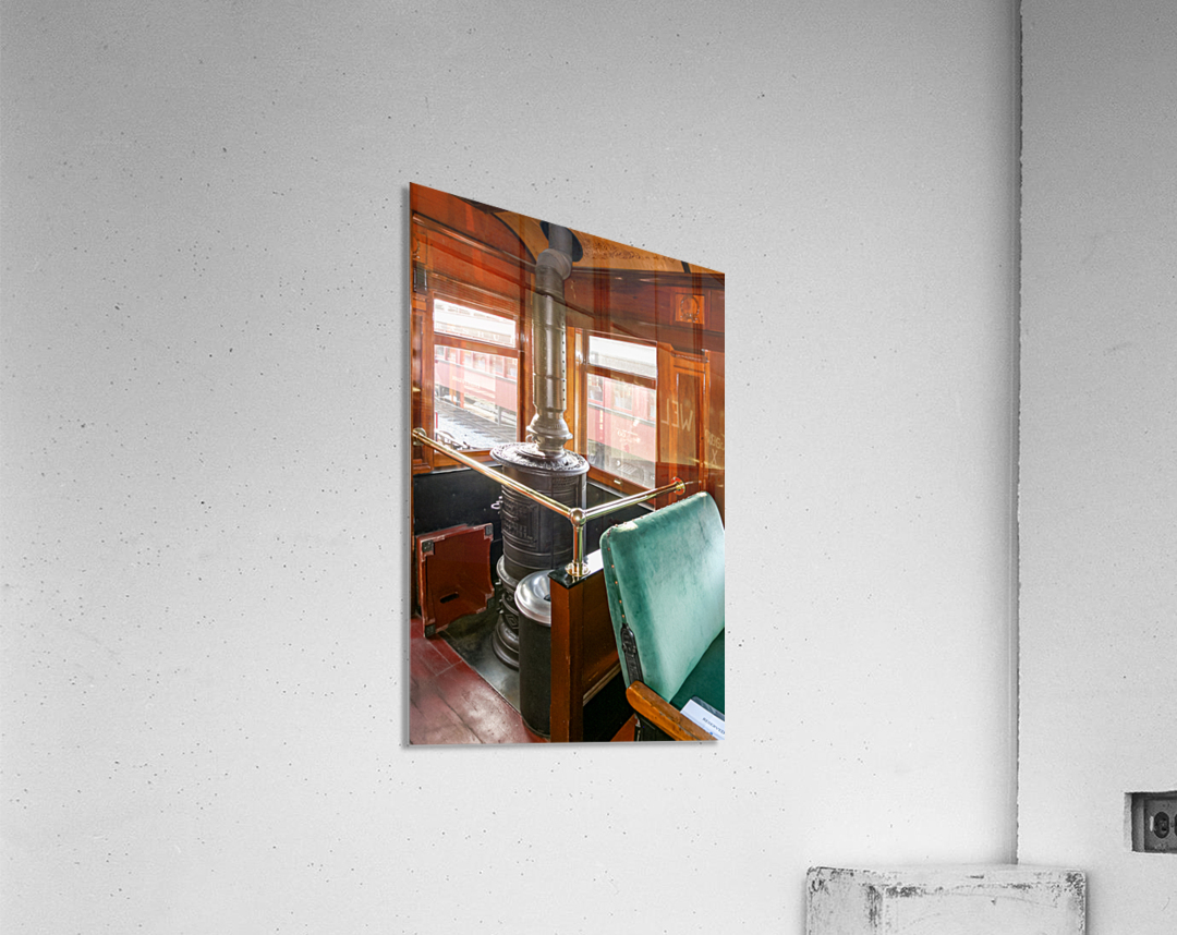 Strasburg 8  Acrylic Print