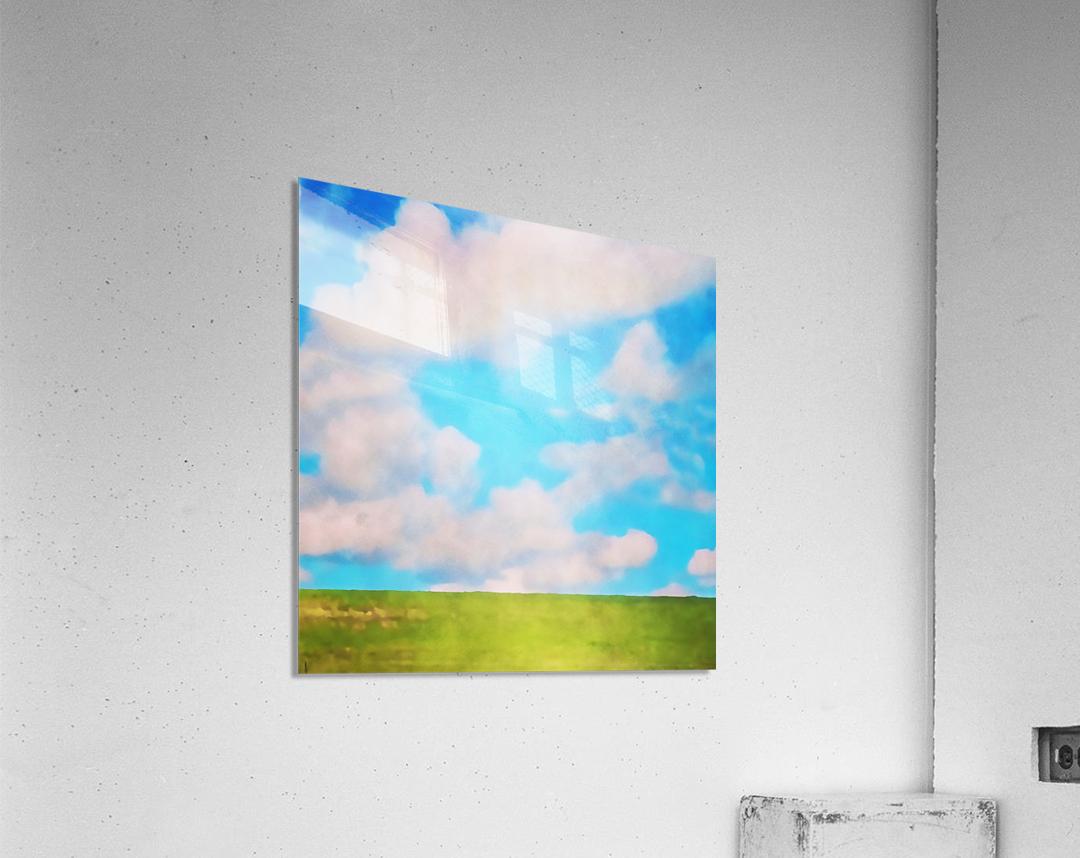 fluffy afternoon  Acrylic Print