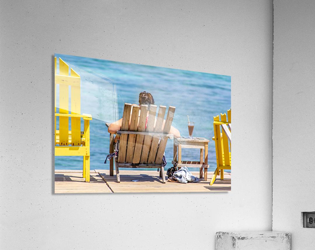 Ambergris Caye 4  Acrylic Print