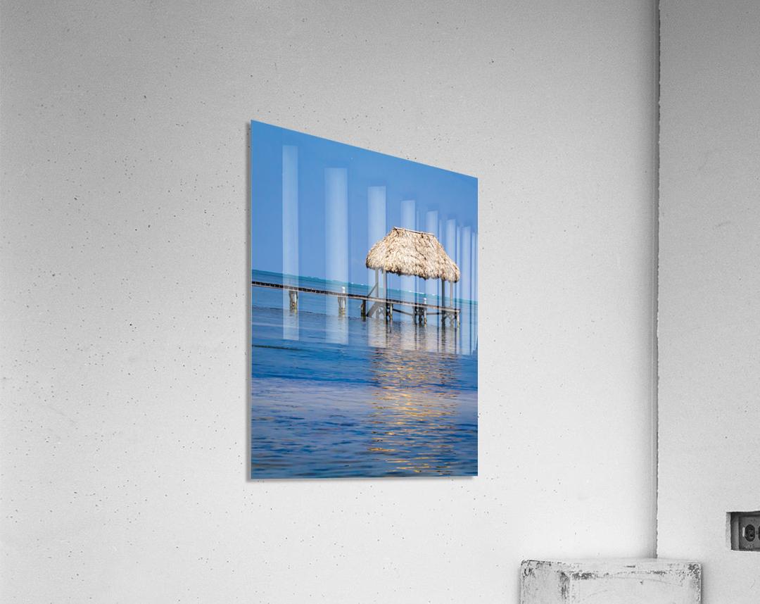 Ambergris Caye 2  Acrylic Print