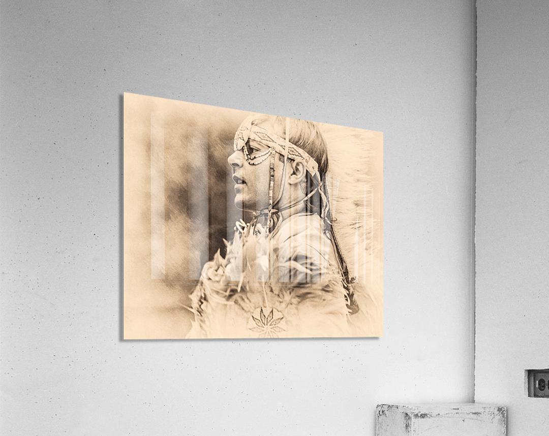 Native American 6  Acrylic Print