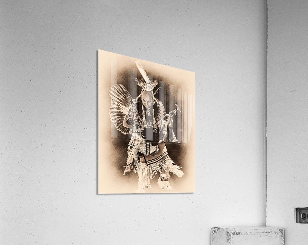Native American 14  Acrylic Print