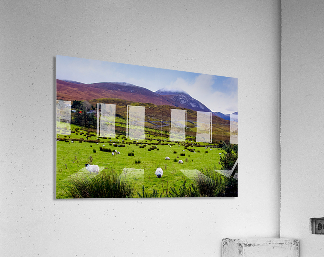 Donegal 10  Acrylic Print