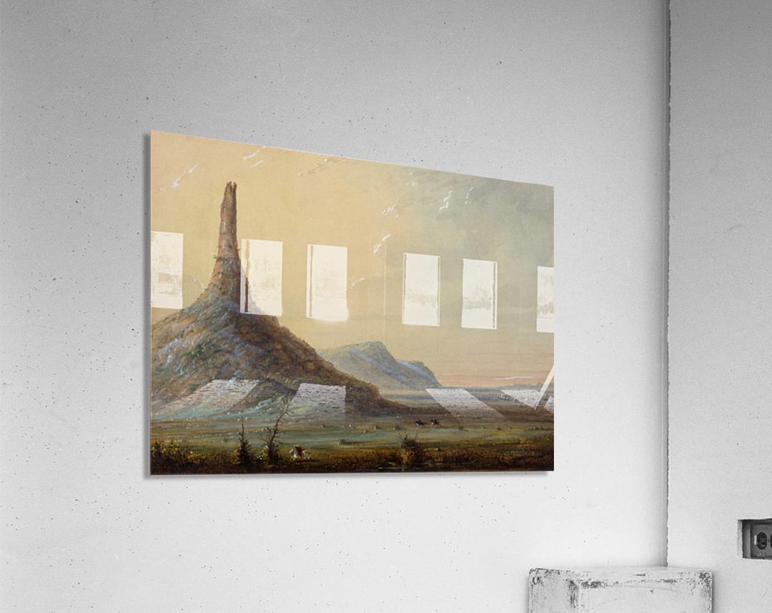 Chimney Rock  Acrylic Print