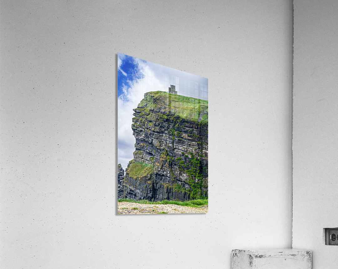 Cliffs Of Moher 2  Acrylic Print