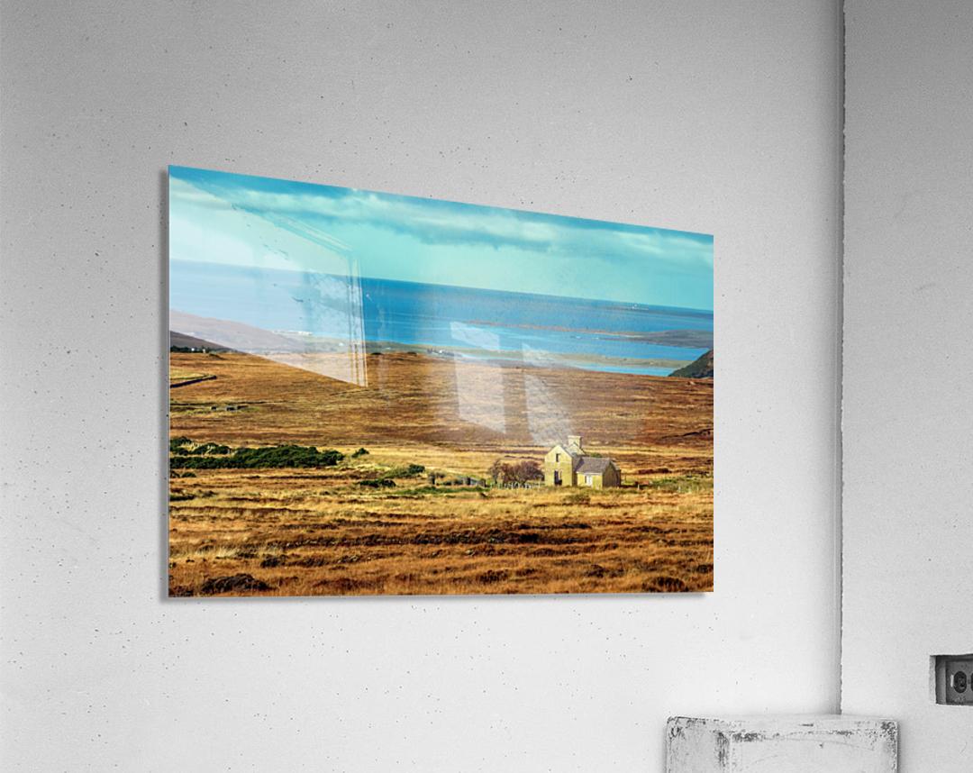 Donegal 2004 205 JPG RAW Edit  Acrylic Print