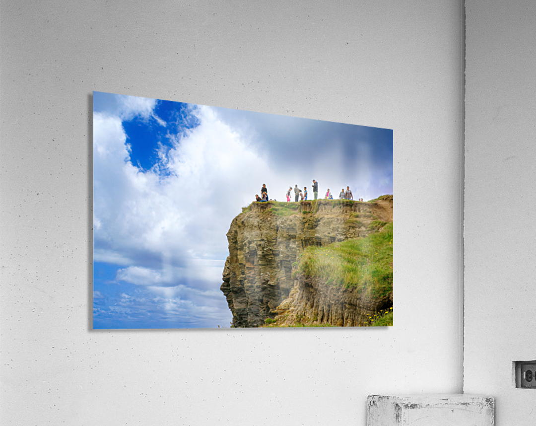 Cliffs Of Moher 3  Acrylic Print