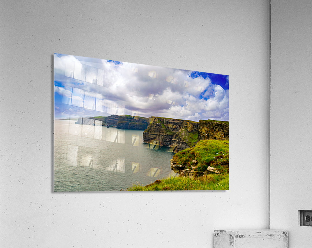 Cliffs Of Moher 5  Acrylic Print