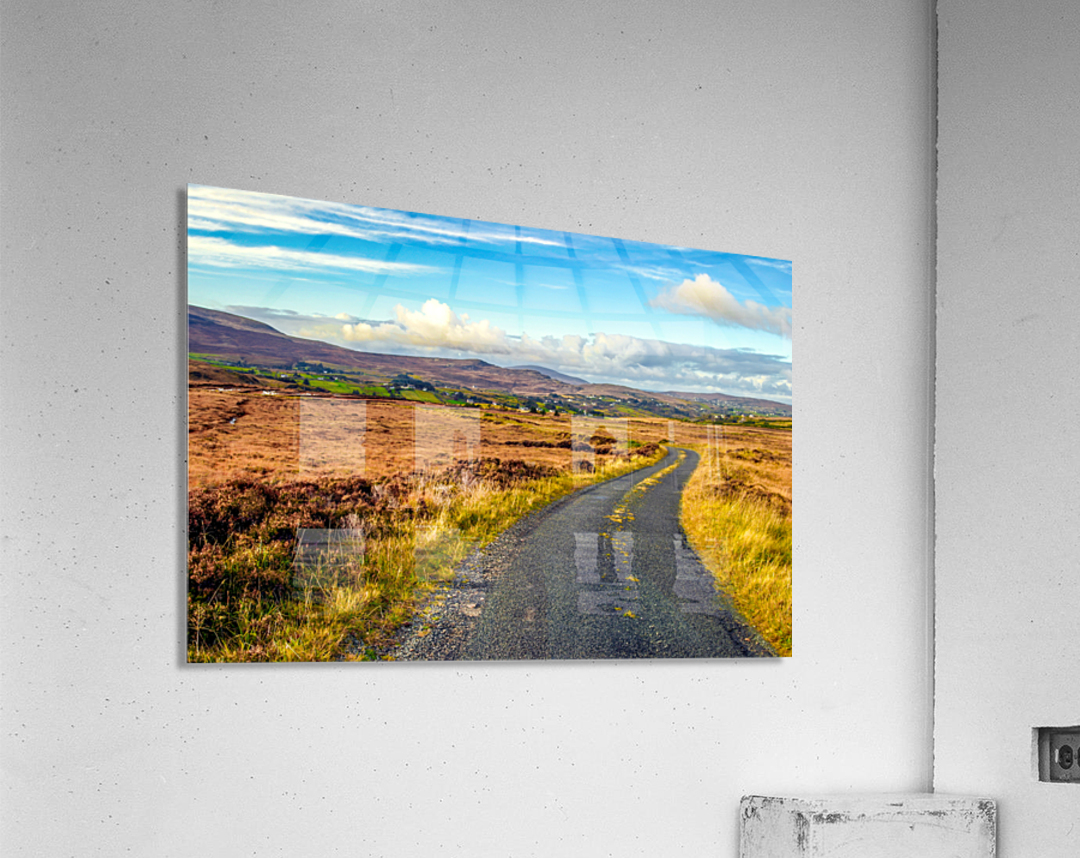 Donegal 2004 200 Edit  Acrylic Print