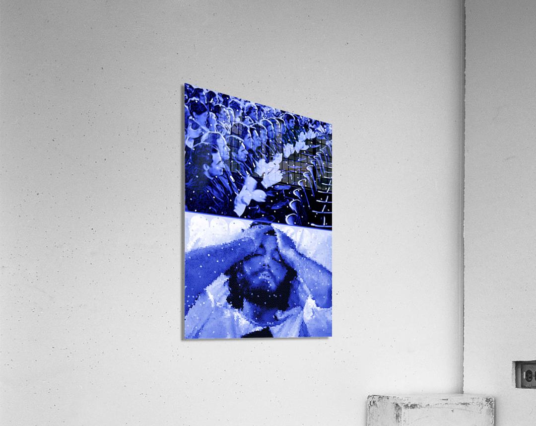Serpico  Acrylic Print