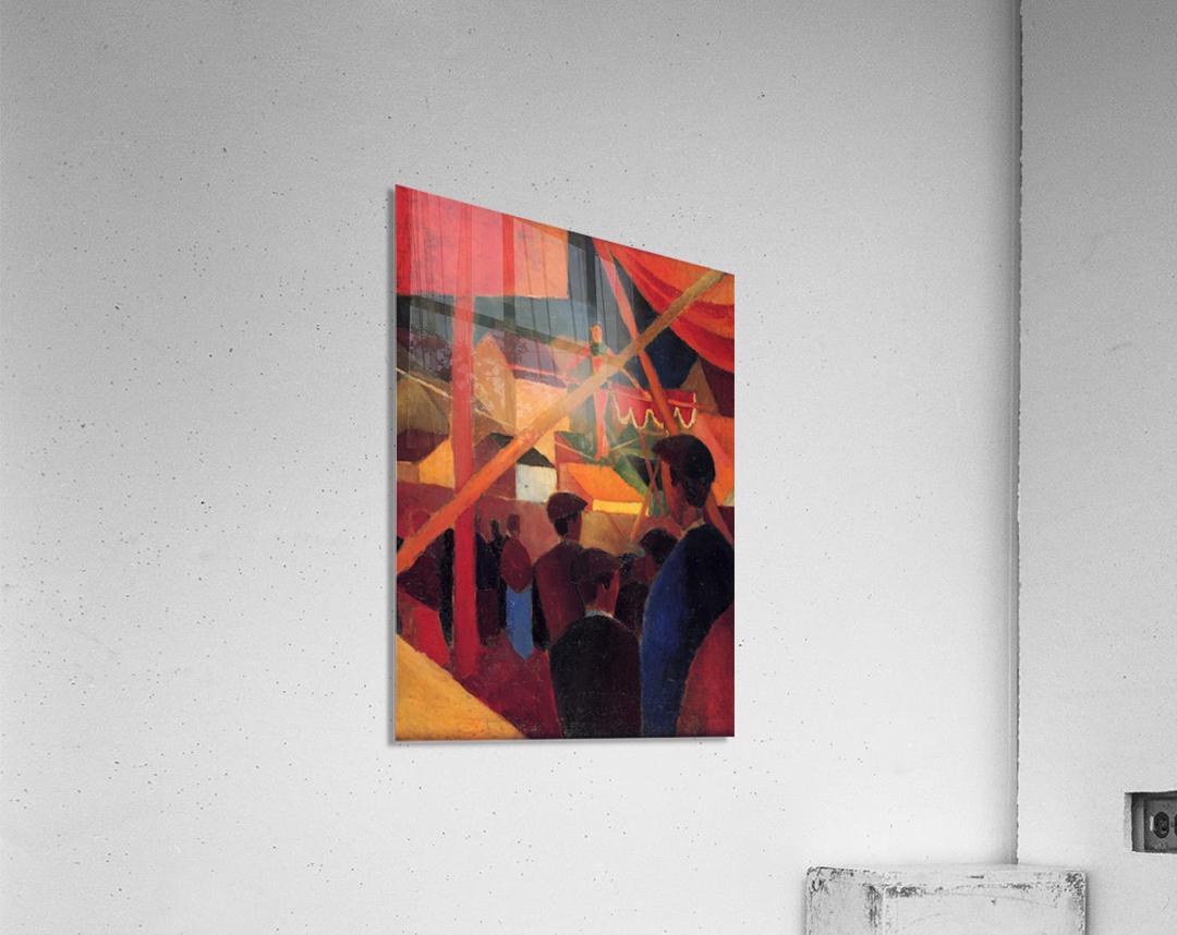 Tightrope by Macke  Impression acrylique