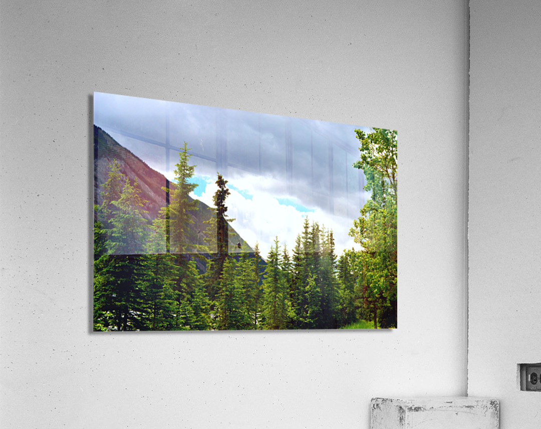 Perspective Approves  Acrylic Print