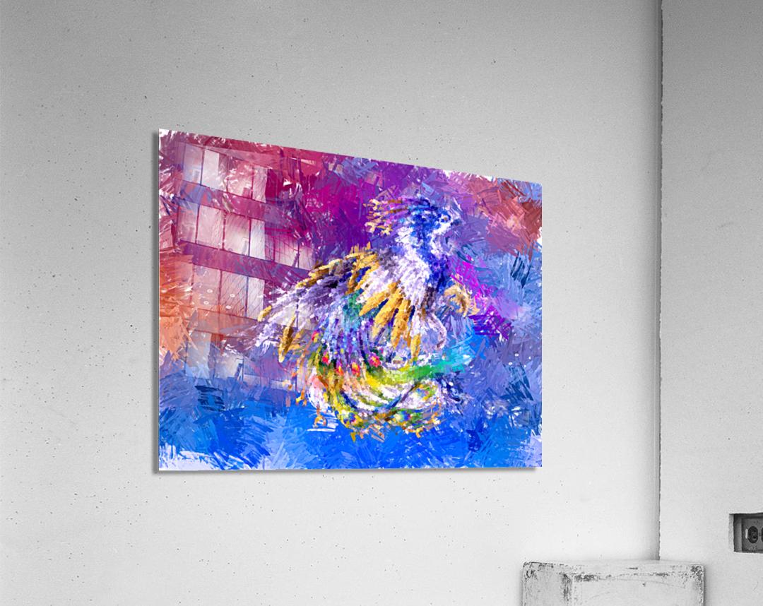 Fenix  Acrylic Print