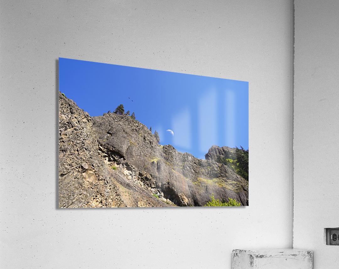 The Gorge Oregon  Acrylic Print