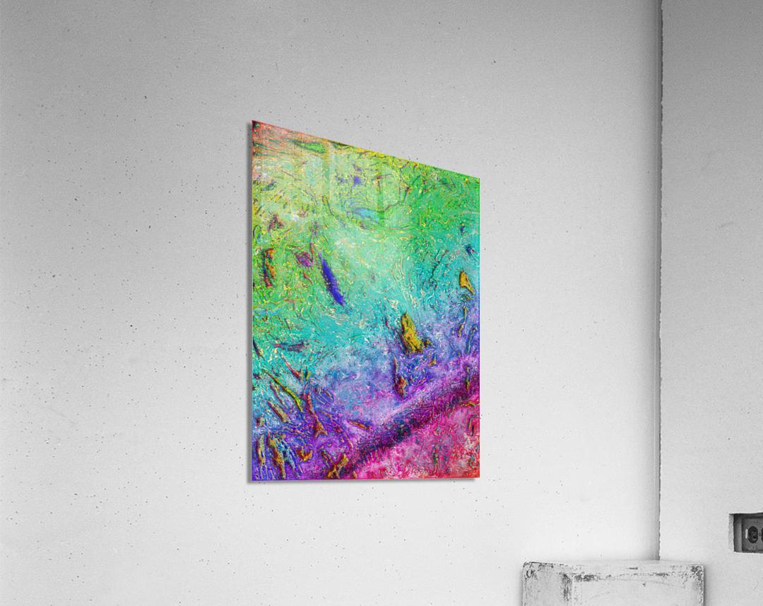 Saribo  Acrylic Print