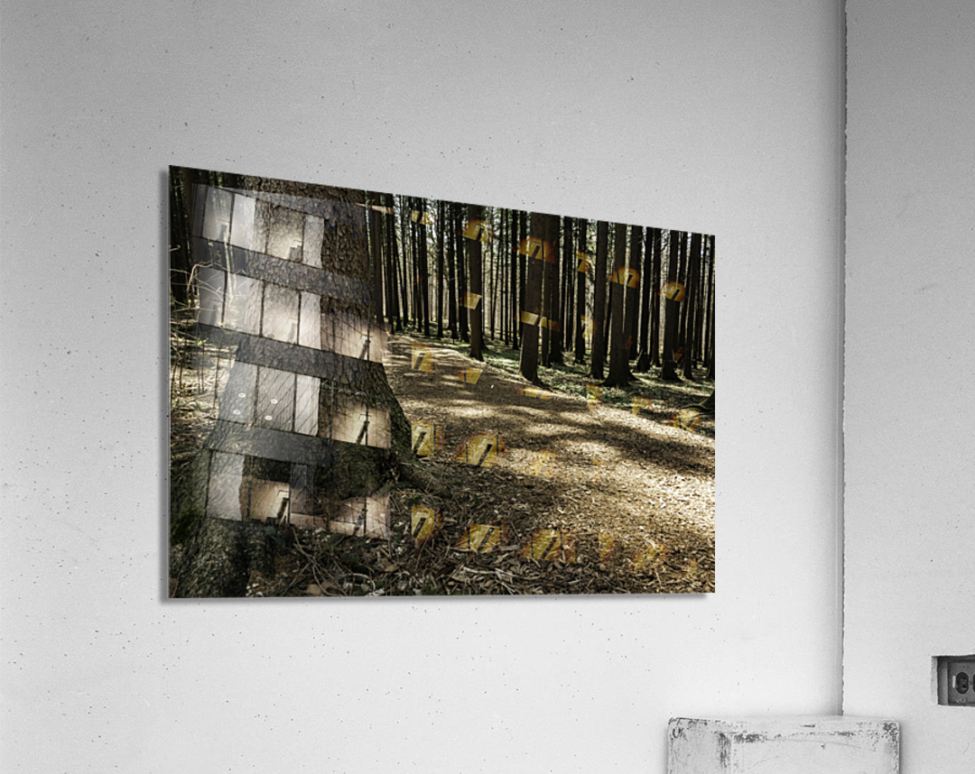 One in a Hundred  Acrylic Print