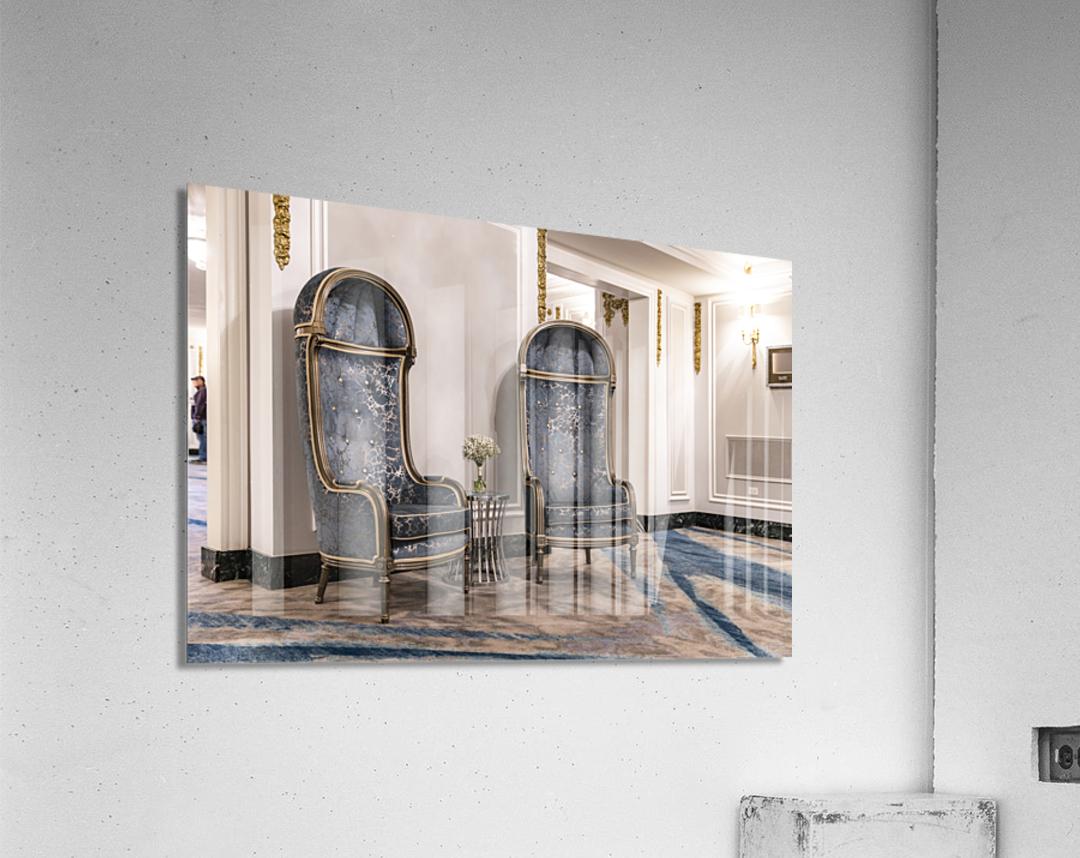 Nooks and Crannies  Acrylic Print