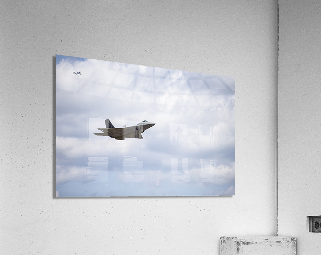 Military Pass  Acrylic Print