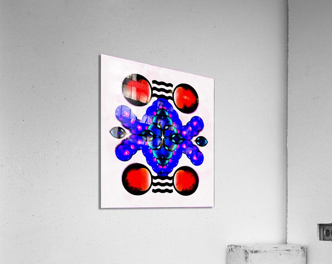 Hado Energy 14  Acrylic Print